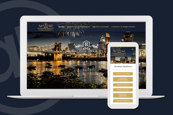 Website Design for Condo Association in Cincinnati, Ohio | Austin Blu